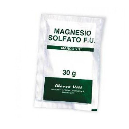 MAGNESIO SOLFATO 30 G - Farmapage.it