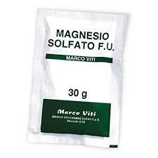 Magnesio Solfato 30g - Sempredisponibile.it