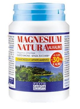PHYTO GARDA Srl MAGNESIUM NATURA 50G - Farmaciacarpediem.it