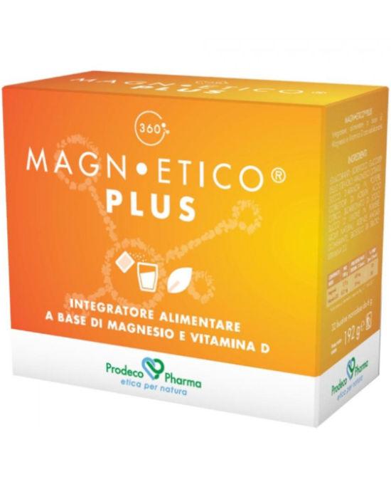 [Stanchezza Fisica e Mentale] GSE MAGNETICO PLUS 32 BUSTINE - Farmaci.me