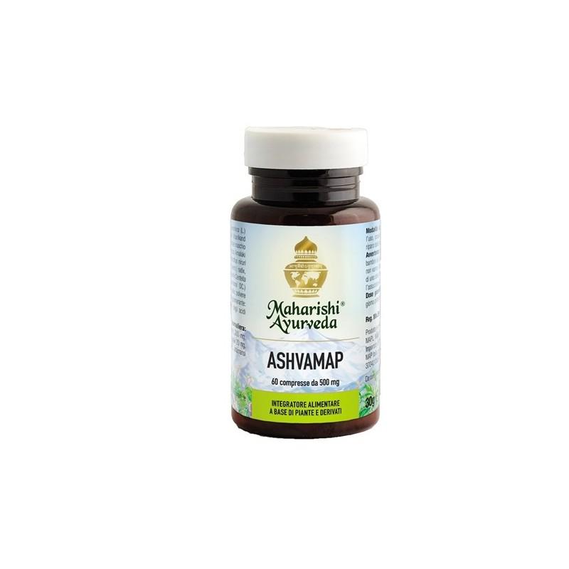 Maharisci Ayurveda Ashvamap 60 compresse - Iltuobenessereonline.it