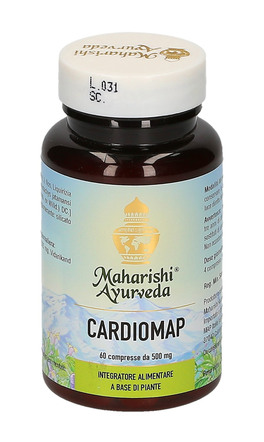 Maharisci Ayurveda CardioMap 60 compresse - Iltuobenessereonline.it