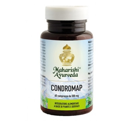 Maharisci Ayurveda Condromap 60 compresse - Articolazioni - Iltuobenessereonline.it