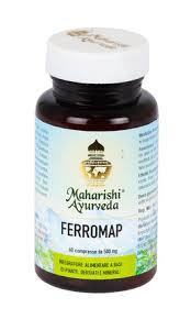 Maharisci Ayurveda Ferromap 60 compresse - Iltuobenessereonline.it