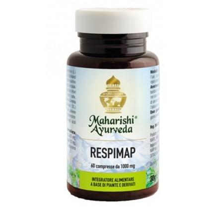 Maharisci Ayurveda Respimap 60 compresse - Iltuobenessereonline.it