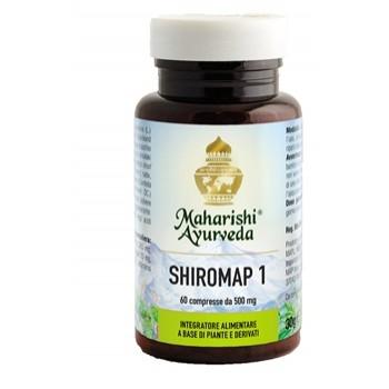 Maharisci Ayurveda Shiromap 1 60 compresse - Iltuobenessereonline.it