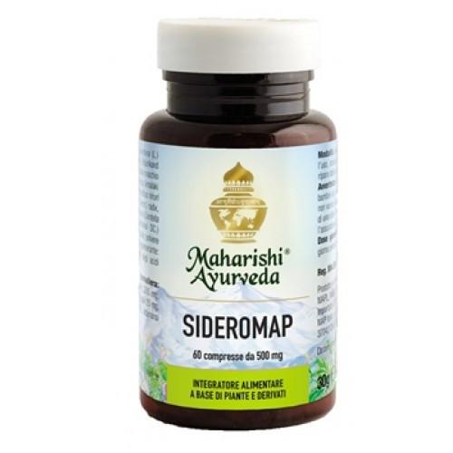 Maharisci Ayurveda Sideromap 60 compresse - Iltuobenessereonline.it