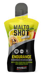 ETHICSPORT MALTOSHOT ENDURANCE TROPICAL 50 ML - Spacefarma.it