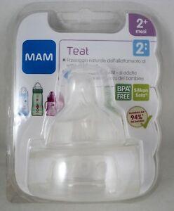 MAM TEAT 2+ MISURA 2 - Iltuobenessereonline.it