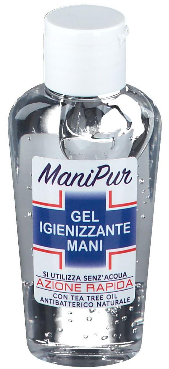 MANIPUR GEL IGIENIZZANTE 120 ML - Farmacia Centrale Dr. Monteleone Adriano