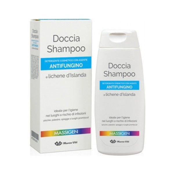 MASSIGEN DET DOCCIA SHAMPOO ANTIFUNGINO 200 ML - Farmaciasconti.it