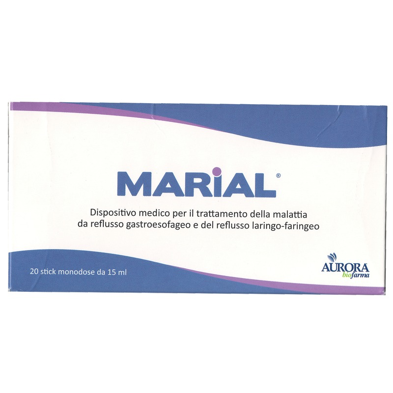 MARIAL 20 ORAL STICK 15 ML - Zfarmacia