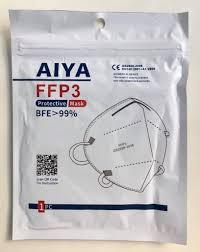 MASCHERA FFP3 1 PEZZO - Farmajoy