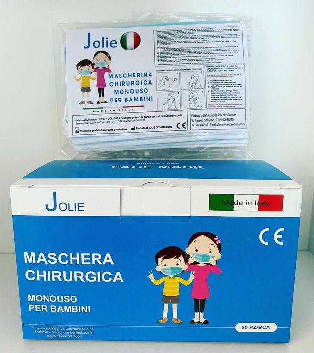 Mascherina Chirurgica BAMBINI 10 pz - Parafarmacia la Fattoria della Salute S.n.c. di Delfini Dott.ssa Giulia e Marra Dott.ssa Michela