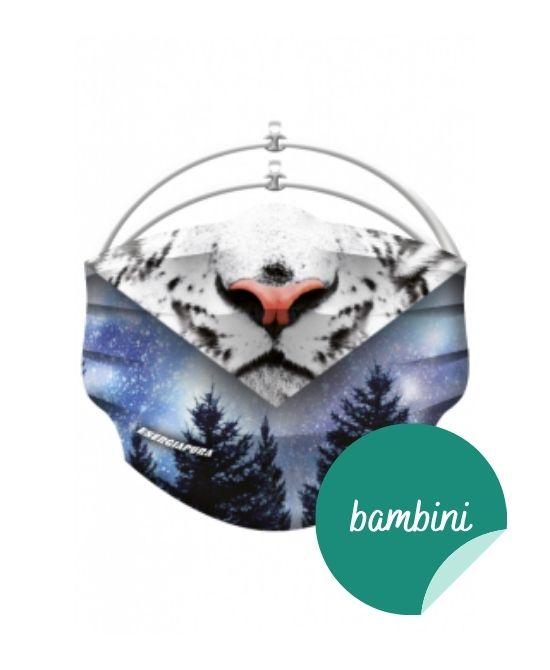 MASCHERINA FACCIALE BAMBINI AD USO MEDICO COL. ANIMAL - Farmapage.it