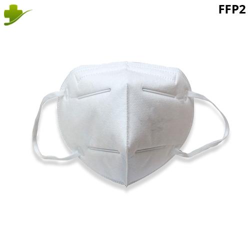 Mascherina Facciale Monouso FFP2 Confezione da 5 Pezzi - Farmastar.it