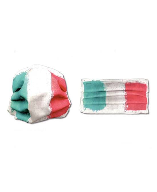 Mascherina Protettiva lavabile fino a 60 volte Adulto Itala - La tua farmacia online