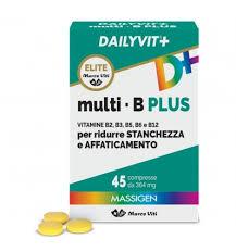 MASSIGEN DAILYVIT MULTI-B PLUS 45 COMPRESSE - Farmabaleno