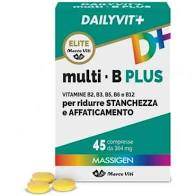 MASS DAILYVIT MULTI-B PLUS (generico del Be-Total) 45 COMPRESSE - Farmajoy