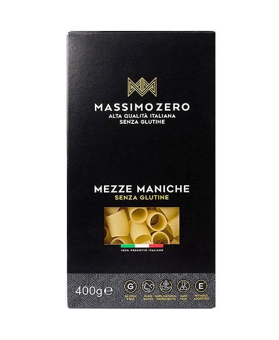 MASSIMO ZERO MEZZE MANICHE 400 G - Farmaci.me