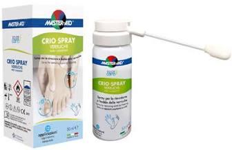 Master-Aid Crioline Spray Verruche 50 ml - Iltuobenessereonline.it