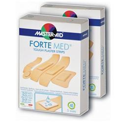 Master-Aid Forte Med Cerotto 5 Formati 40 Pezzi - Iltuobenessereonline.it