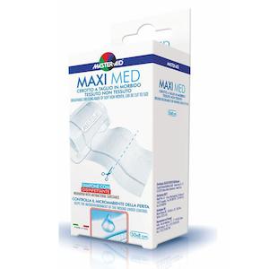 Master-Aid Maxi Med Cerotto Strisce Tagliate 50 x 8cm - Arcafarma.it