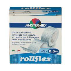 Master-Aid Rollflex Cerotto 5m x 2,5cm - Arcafarma.it