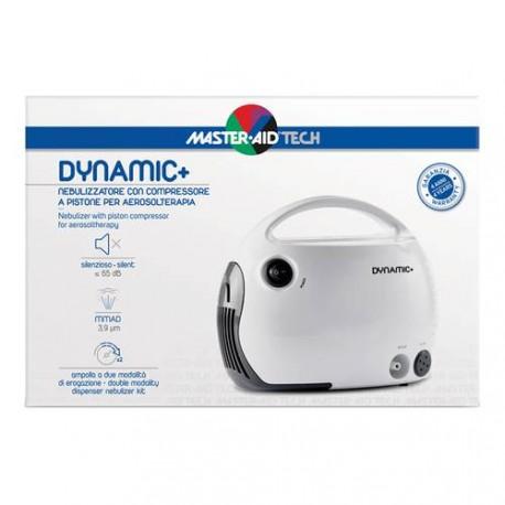 Master-Aid tech DYNAMIC+ nebulizzatore per Aerosolterapia - Iltuobenessereonline.it