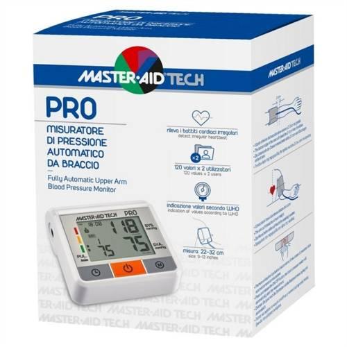 MASTER-AID® TECH PRO MISURATORE DI PRESSIONE  - Iltuobenessereonline.it