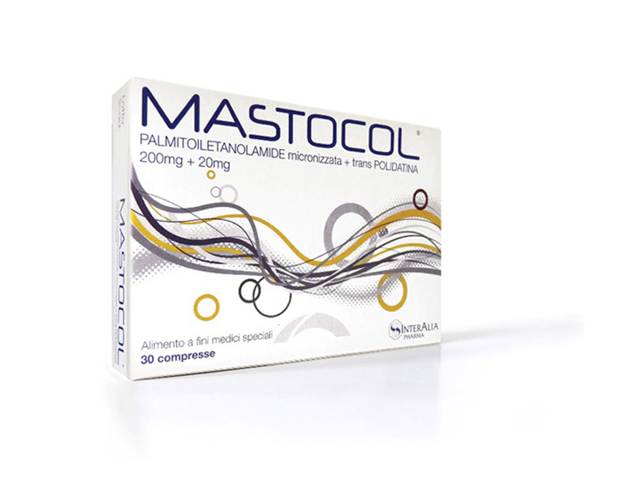 Mastocol 200mg + 20mg 30 Compresse - Arcafarma.it