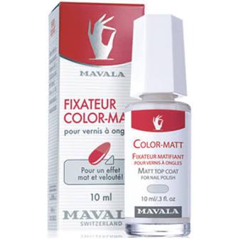 MAVALA COLOR MATT FISSAT OPACO - Farmacento