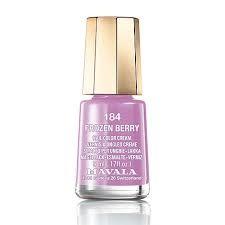 Mavala Minicolor Smalto Colore 184 Frozen Berry 5ml - Farmacia 33