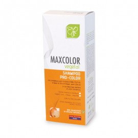 MaxColor Vegetal Shampoo Pro-Color 200 ml - Iltuobenessereonline.it