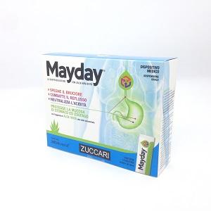 MAYDAY SOSPENSIONE PER USO ORALE ALLA MENTA 18 STICK 10 ML - Farmacia33