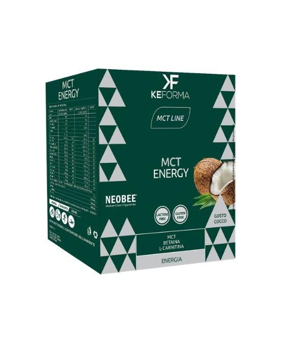 KEFORMA MCT ENERGY 10 BUSTINE - Farmapage.it