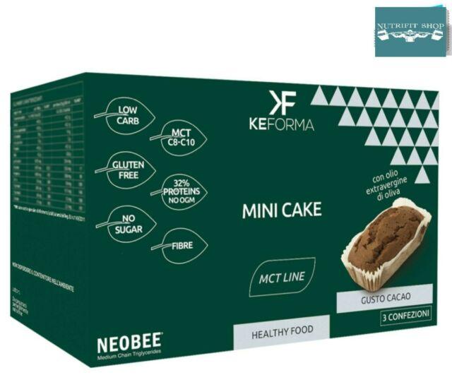 MCT MINI CAKE 3 PEZZI X 30 G - Farmapage.it