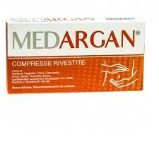 MEDARGAN 30 COMPRESSE - FarmaHub.it