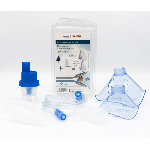 Medipresteril Kit Nebul Univ - Farmacento