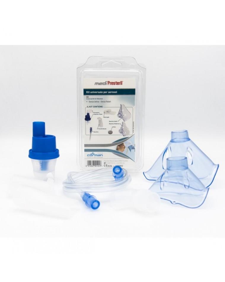 Medipresteril Kit Nebulizzatore Universale per Aerosol - Arcafarma.it