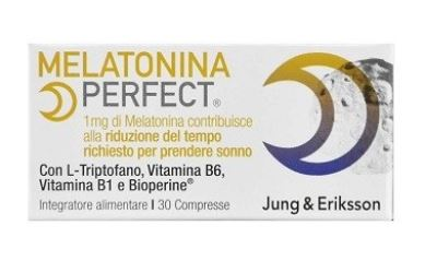 Melatonina Perfect Integratore Alimentare 30 Compresse - Farmacia 33