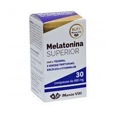 MELATONINA SUPERIOR 30 COMPRESSE - Farmabaleno