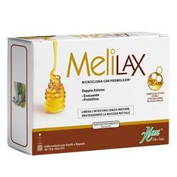 Melilax Adulti 6 Microclismi Monouso da 10 g - Farmalilla