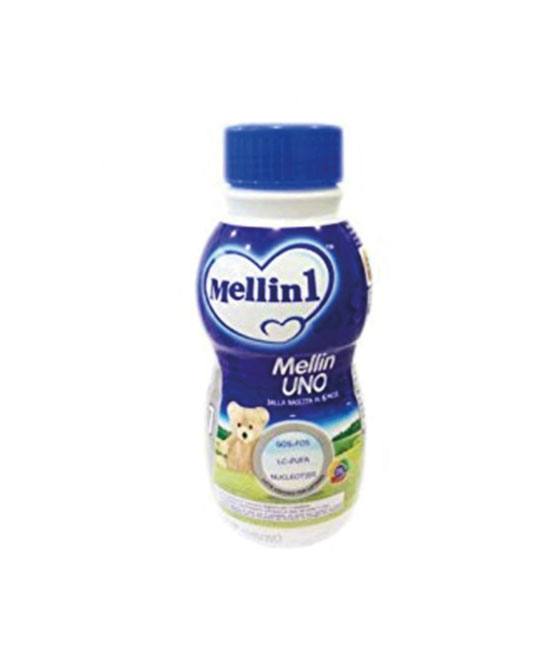 Mellin 1 Latte Liquido 500 ml - Farmalilla