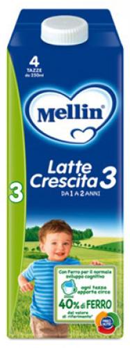 MELLIN 3 LATTE 1000 ML - Farmacia Centrale Dr. Monteleone Adriano