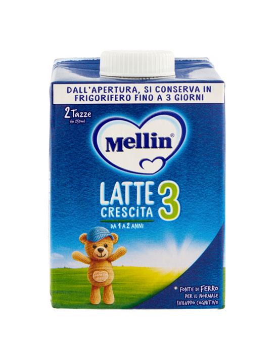 MELLIN 3 LATTE 500 ML - Farmapage.it