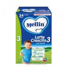 MELLIN 3 LATTE POLVERE 700 G - Farmajoy