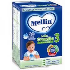 MELLIN 3 LATTE POLVERE 700 G - farmaciafalquigolfoparadiso.it