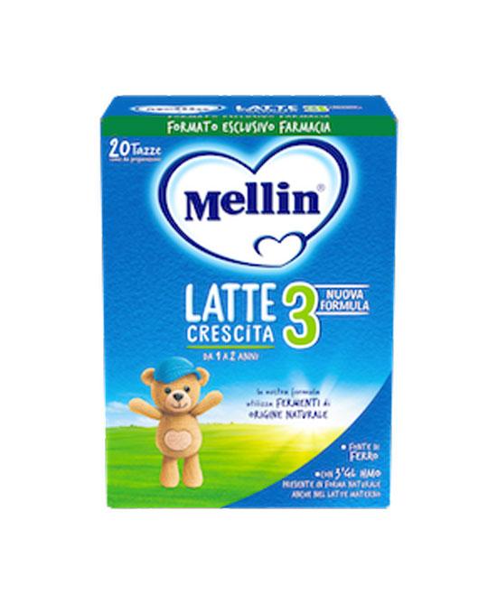 MELLIN 3 LATTE POLVERE 700 G - Farmapage.it