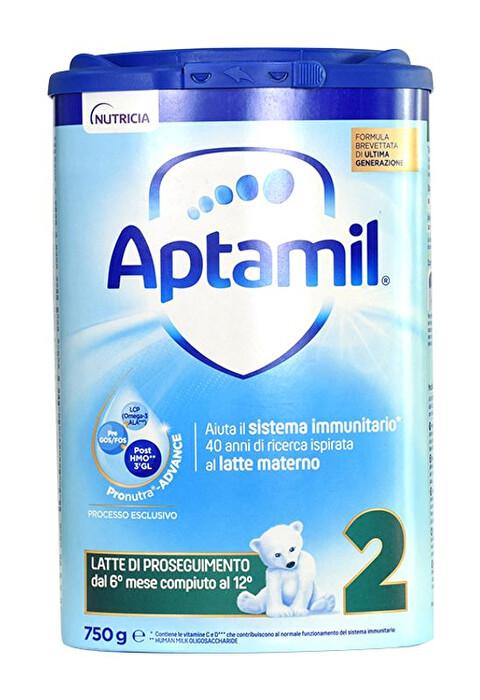 Aptamil 2 Confezione 750 Gr - Farmalilla